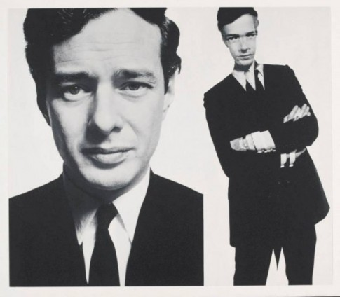 Brian Epstein (Box of Pin-Ups, David Bailey, 1965) / V&A Images/Victoria and Albert Museum