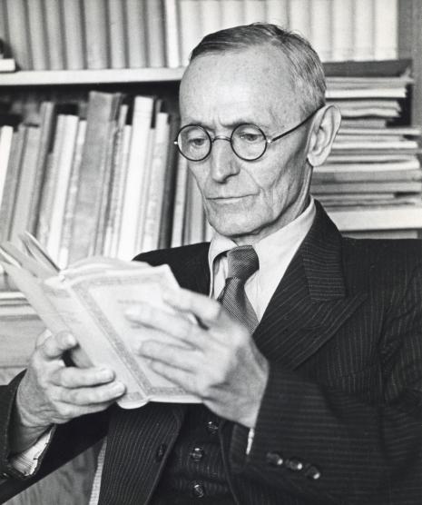 Херман Хесе и лавиринт идентитета
